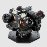 BROWNIAN A7S MKII VR RIG 4-WAY 360/VR RIG  Hire London, UK