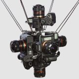 BROWNIAN A7S MKII VR RIG 6-WAY SUSPENDED 360/VR RIG  Hire London, UK