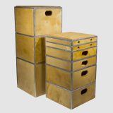 BROWNIAN CAMERA BOX STACK  Hire London, UK