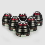CANON CN-E PRIMES (EF MOUNT) T1.5 - T3.1 Lens Hire London, UK