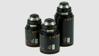 ATLAS LENS CO. ORION ANAMORPHICS T2