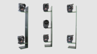 BROWNIAN RED DSMC2 HELIUM FACIAL CAPTURE RIG