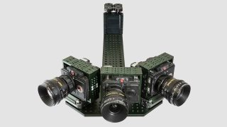 BROWNIAN RED DSMC2 HELIUM 3-WAY TOED-OUT PORTRAIT ARRAY RIG (24MM ULTRAPRIMES)